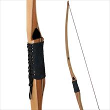 "Bow Oak Ridge Longbow Aspen 68"" RH"